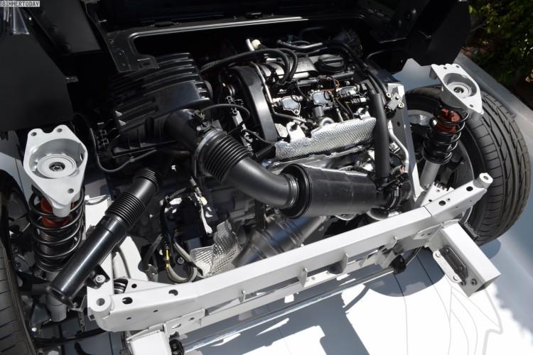 BMW i8 Dreizylinder Motor B38 1 750x500