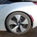 BMW i8 Live Fotos Ionic Silver Akzent i Blau Leipzig 10 120x120