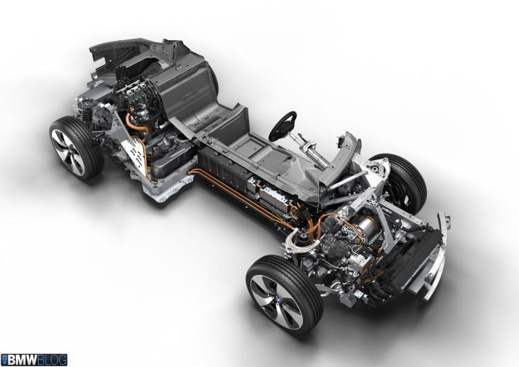 BMW i8 drivetrain 01 750x530