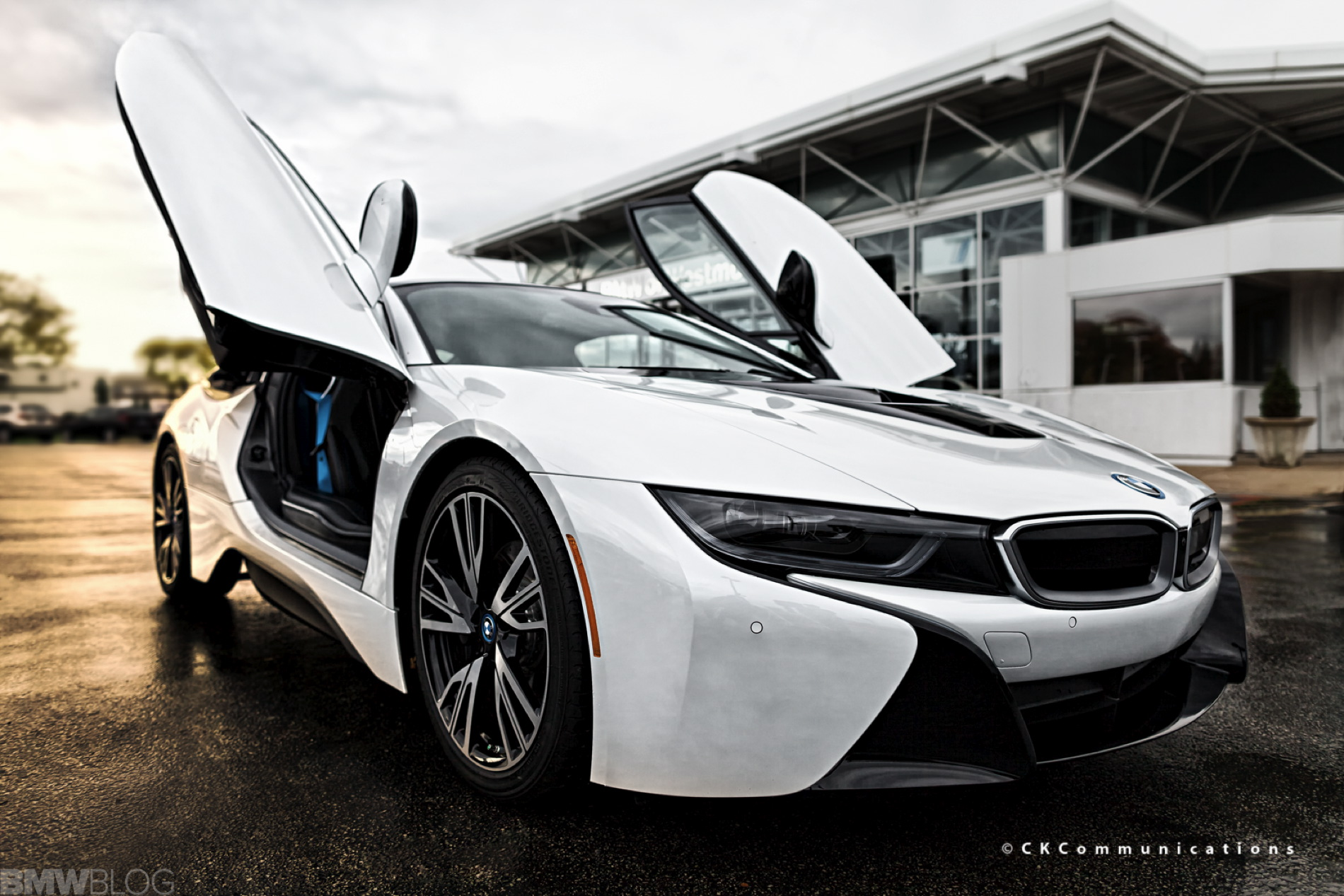 Bmw May Have To Increase I8 Production To Meet High Demand