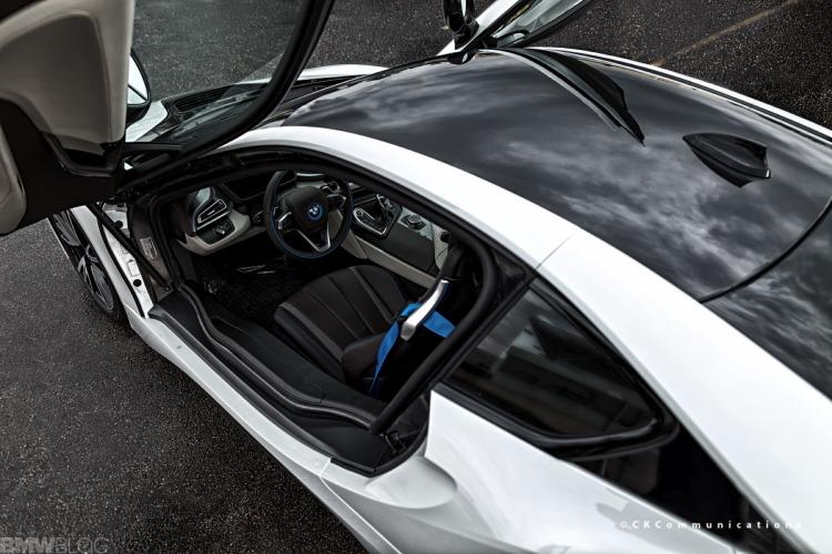 BMW i8 images 2014 CKCommunications 24 750x500
