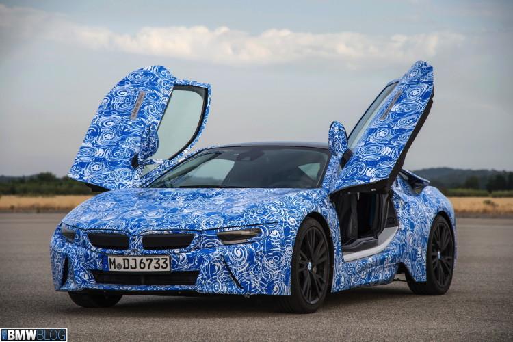 BMW i8 pre drive 592 750x500