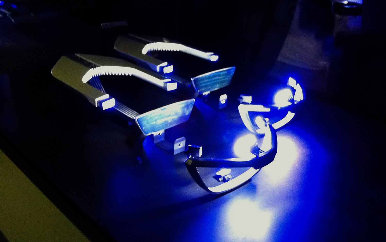 Bmw I8 Laser Light
