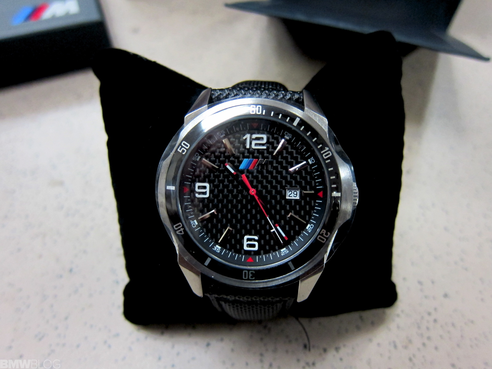 Review Bmw M Watch