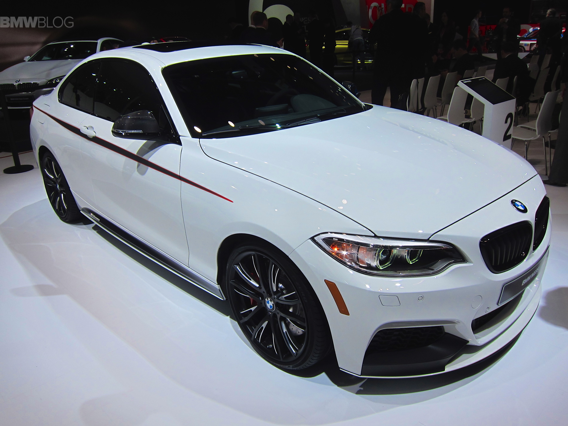 BMW m235i m performance parts 04