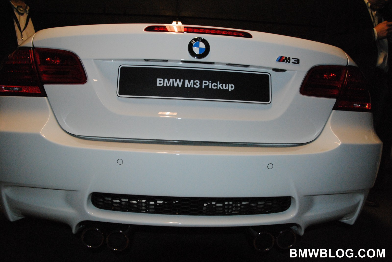 BMW m3 pickup 29