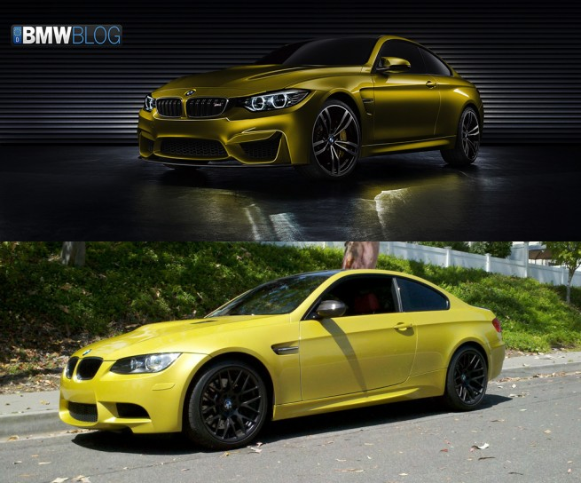 BMW-m4-E92-M3
