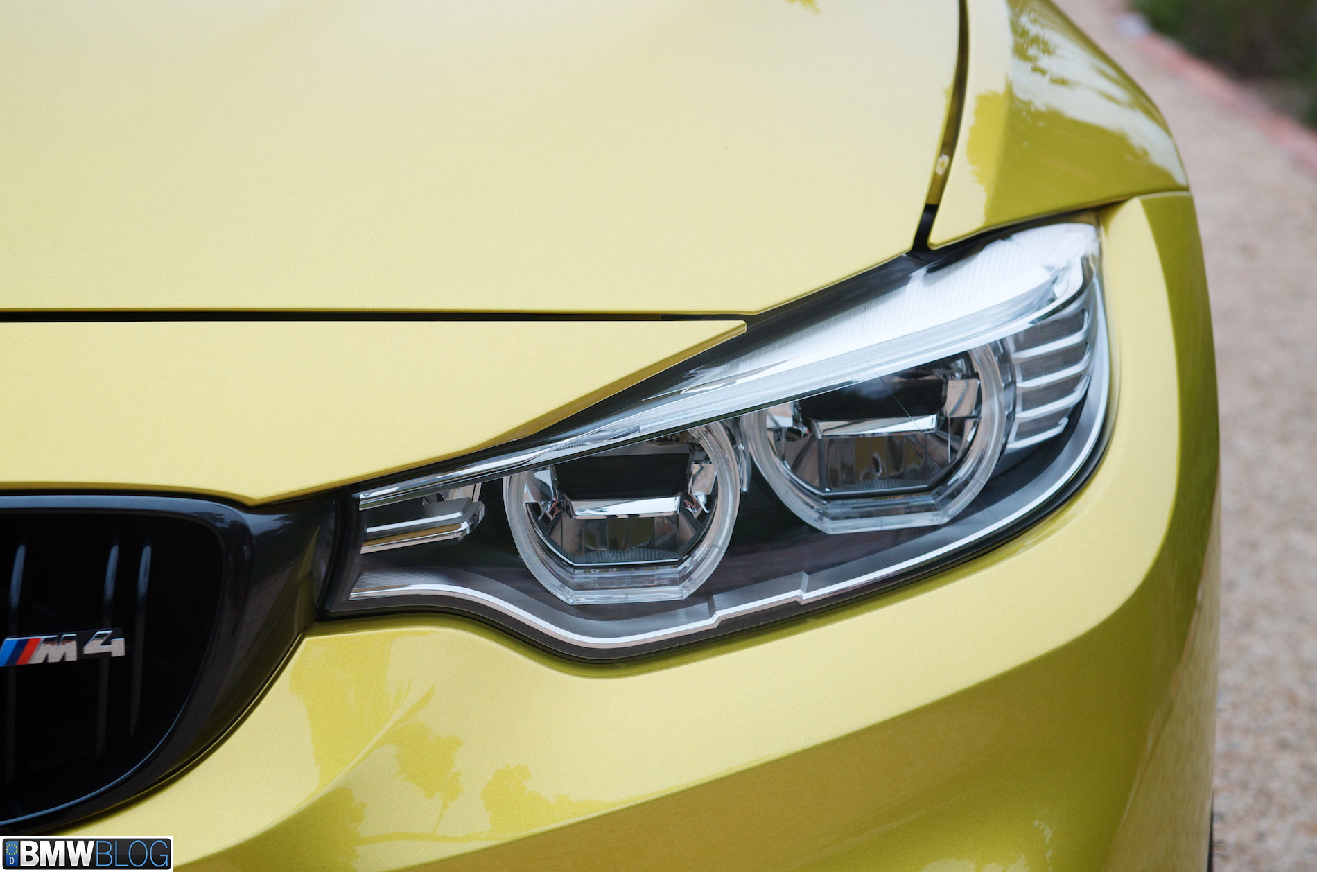 Real Life Photos Bmw M4 Coupe At Pebble Beach