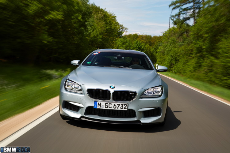 BMW m6 gran coupe test drive 04 750x500