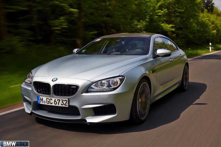 BMW m6 gran coupe test drive 15 750x500