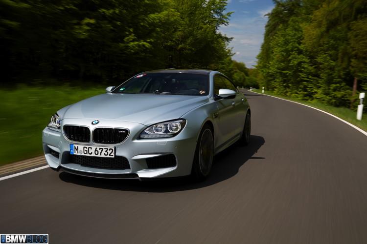BMW m6 gran coupe test drive 17 750x500