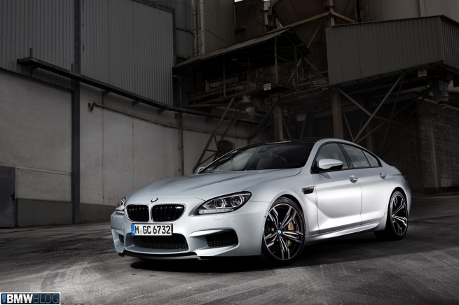 BMW m6 gran coupe test drive 33 655x436