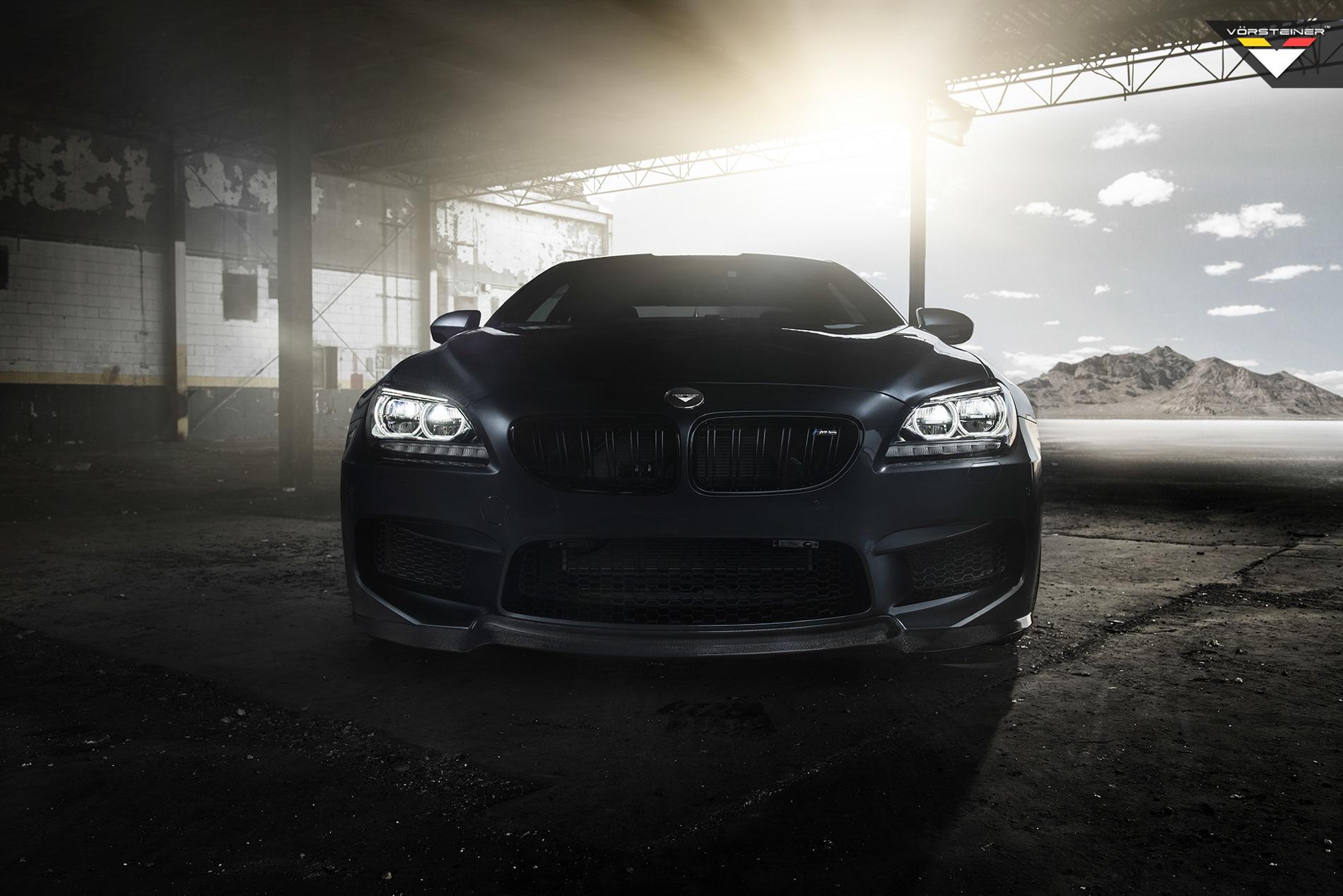 BMW m6 vorsteiner 07