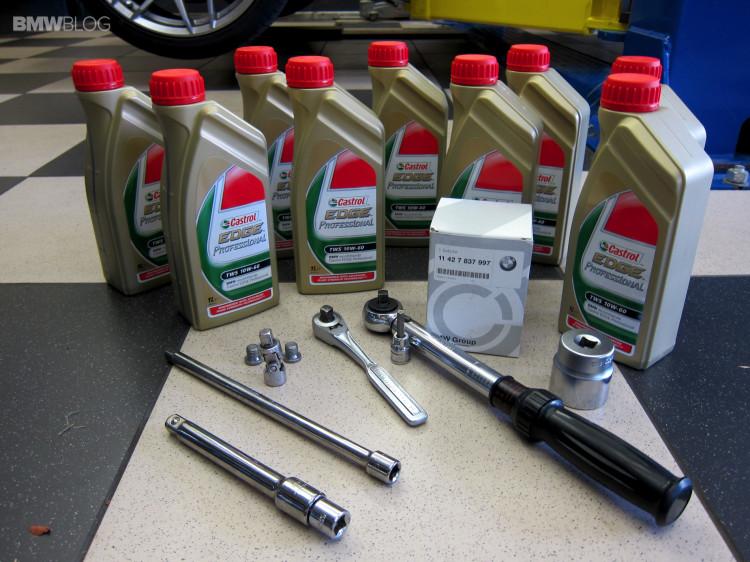 BMW-oil-change-castrol-21