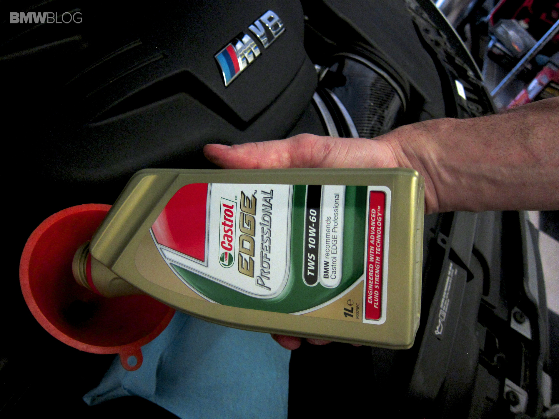 Bmw Oil Change Interval