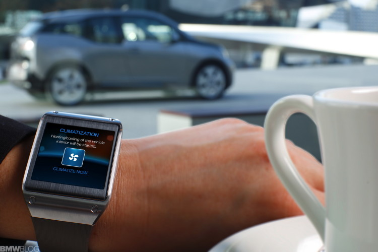 BMW samsung galaxy gear 01 750x500