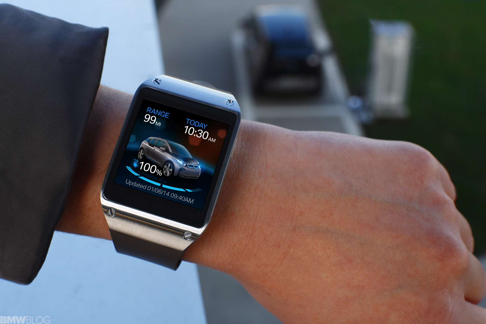 BMW samsung galaxy gear 03