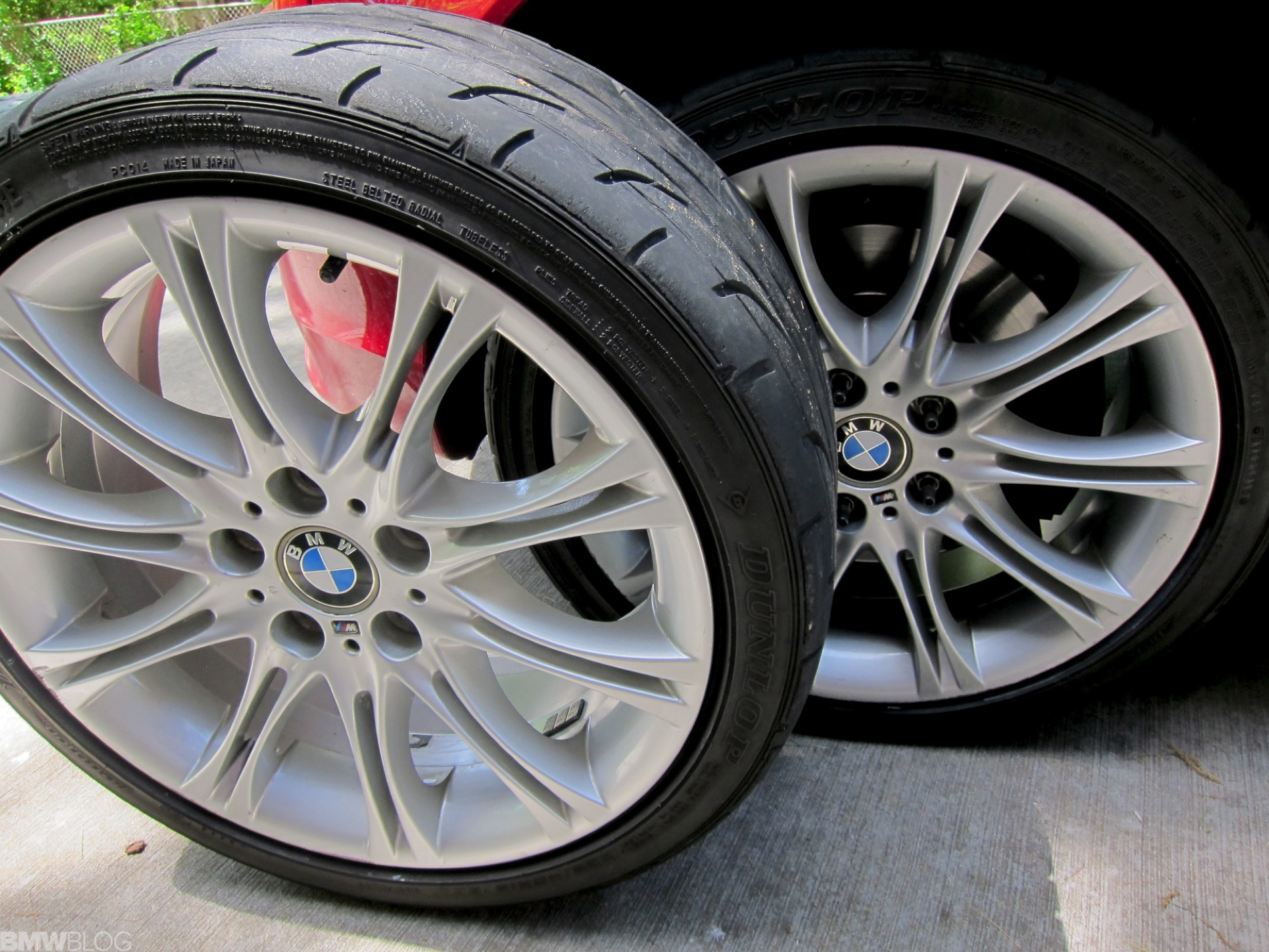 BMW wheel cleaner 27
