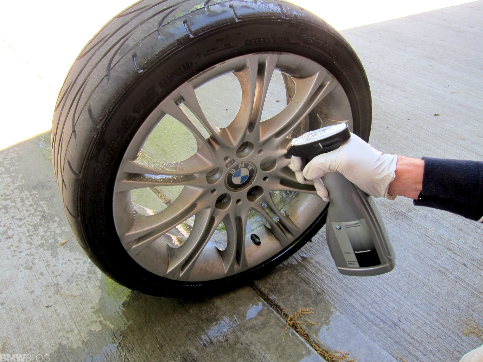 Keeping Your Bmw Wheels Clean With Bmw Wheel Cleaner Gel