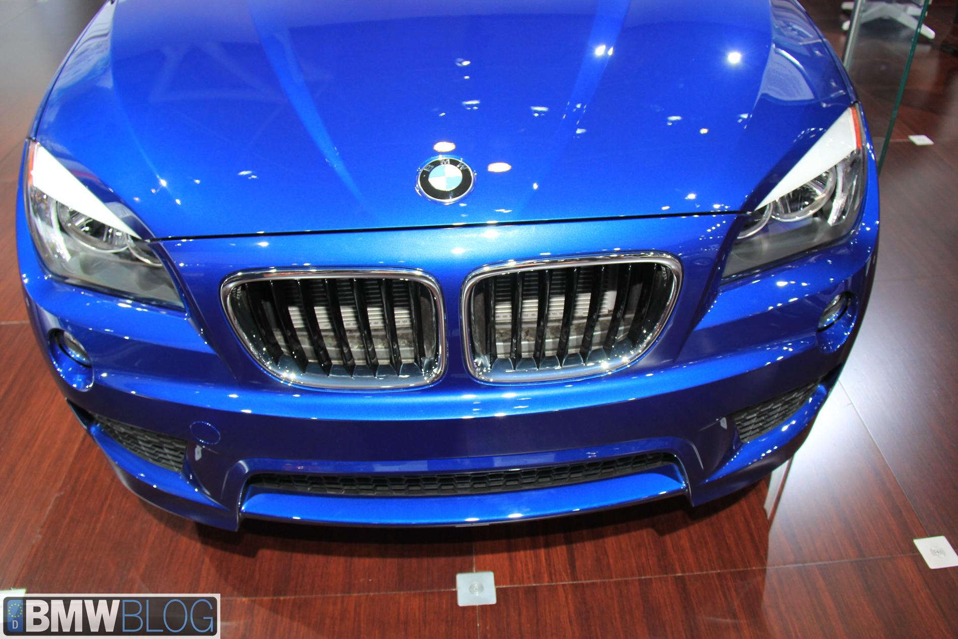 BMW x1 new york auto show 18