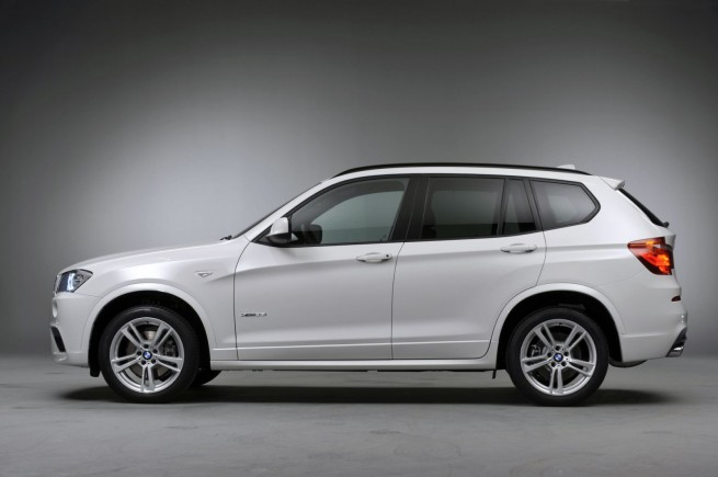 BMW x3 m sport package 1 655x435