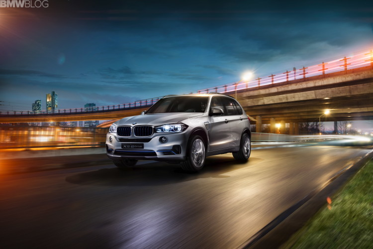 BMW x5 eDrive 16 750x500