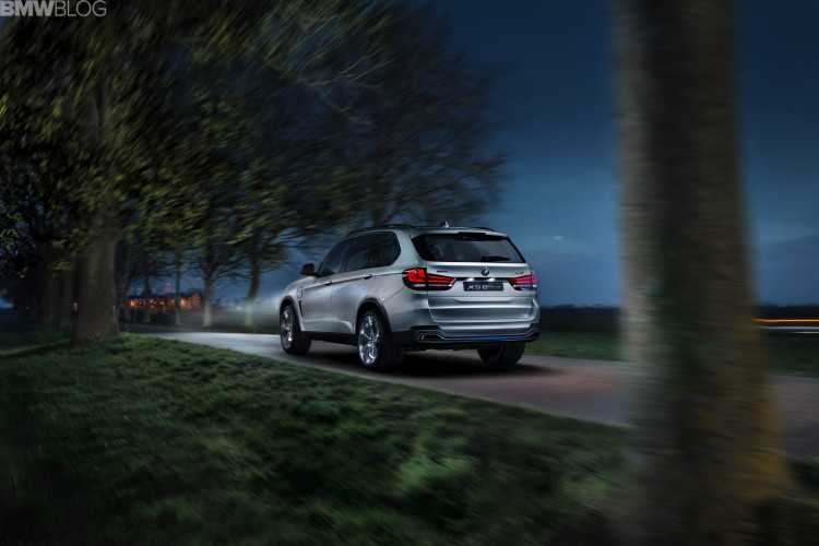 BMW x5 eDrive 17 750x500