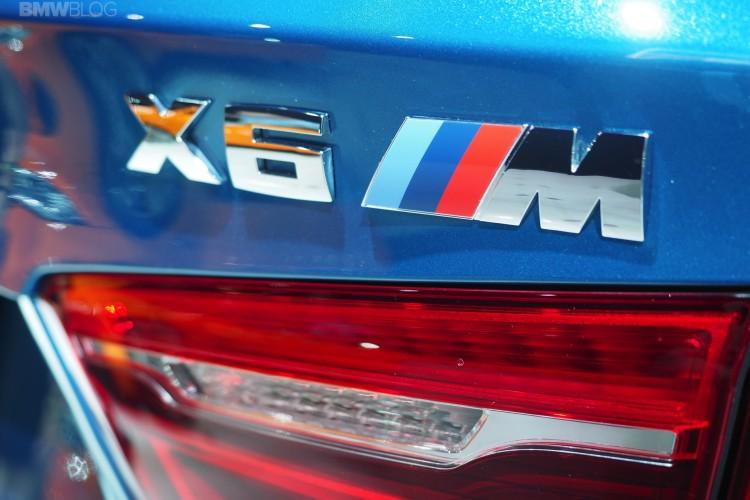 BMW x6 m la auto show images 17 750x500