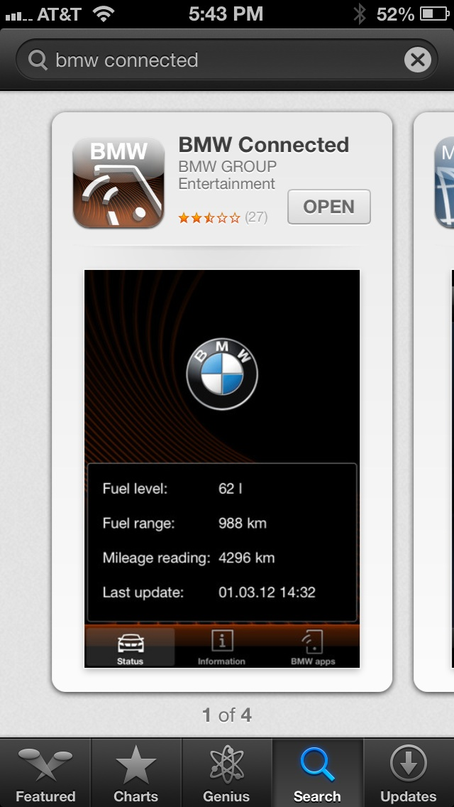 BMWBLOG Update: BMW Apps and the new iPhone 5