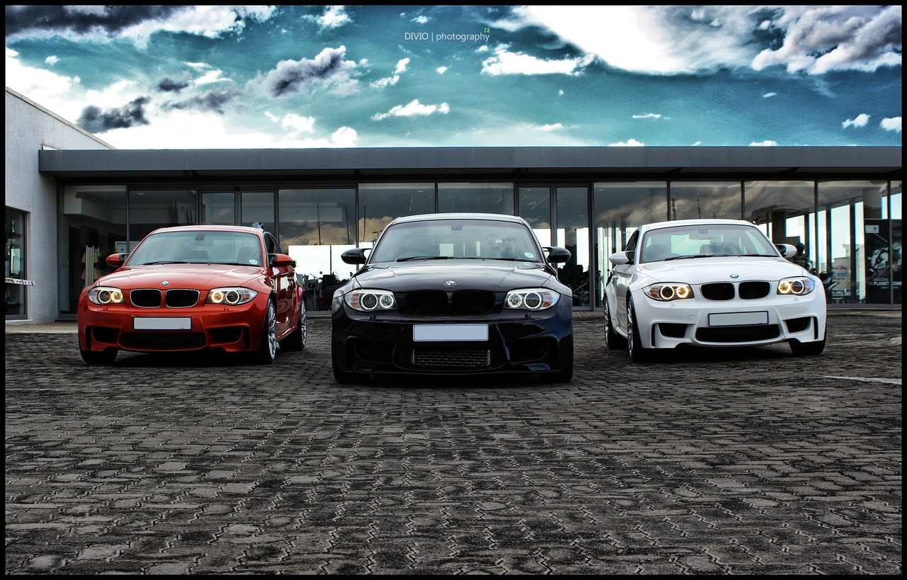 BMW 1 M Divio photography za 3