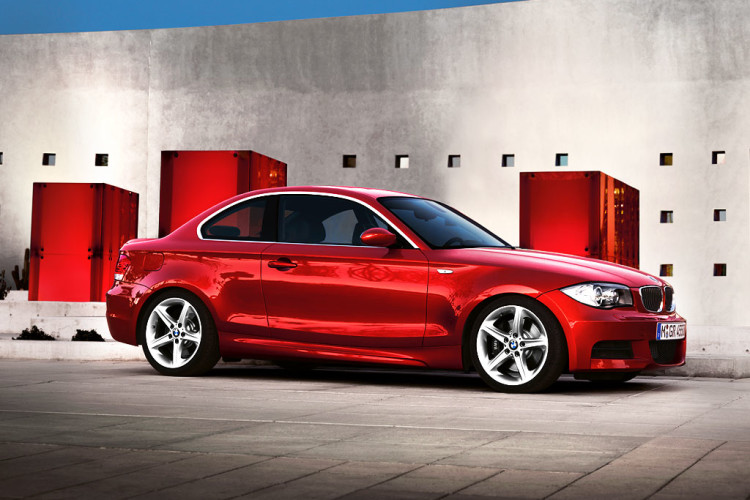 BMW 1series coupe wallpaper 0611 750x500