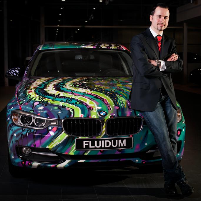 BMW 3 Series FLUIDUM by Andy Reiben 01