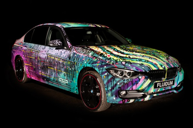 BMW 3 Series FLUIDUM by Andy Reiben 02 655x436