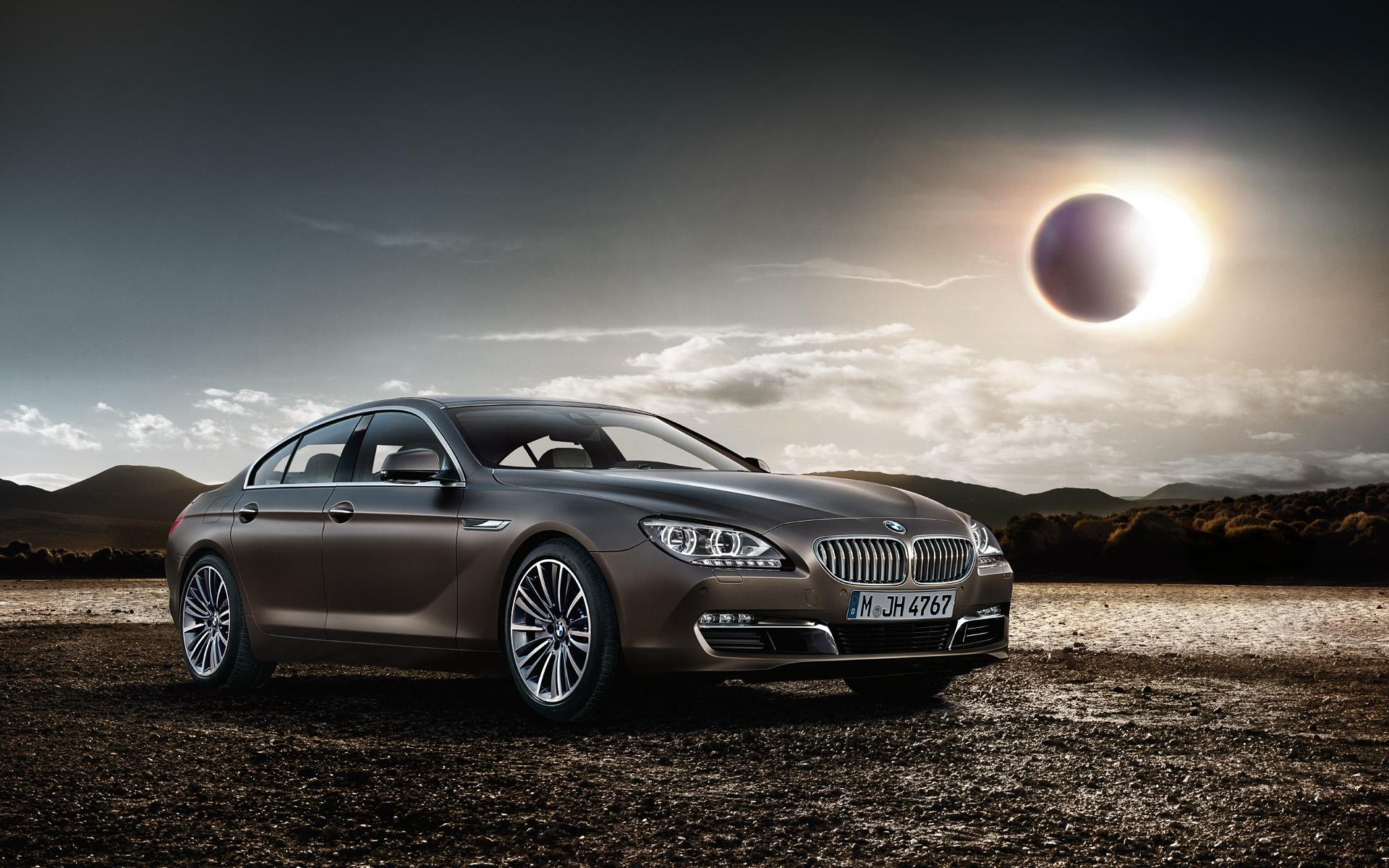 BMW 6 Series Gran Coupe Wallpaper 01 1920x12003