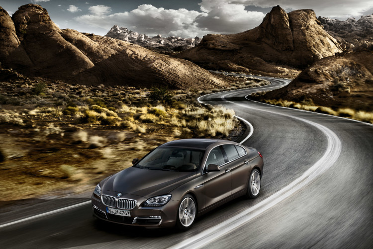BMW 6 Series Gran Coupe Wallpaper 15 1920x12001 750x500