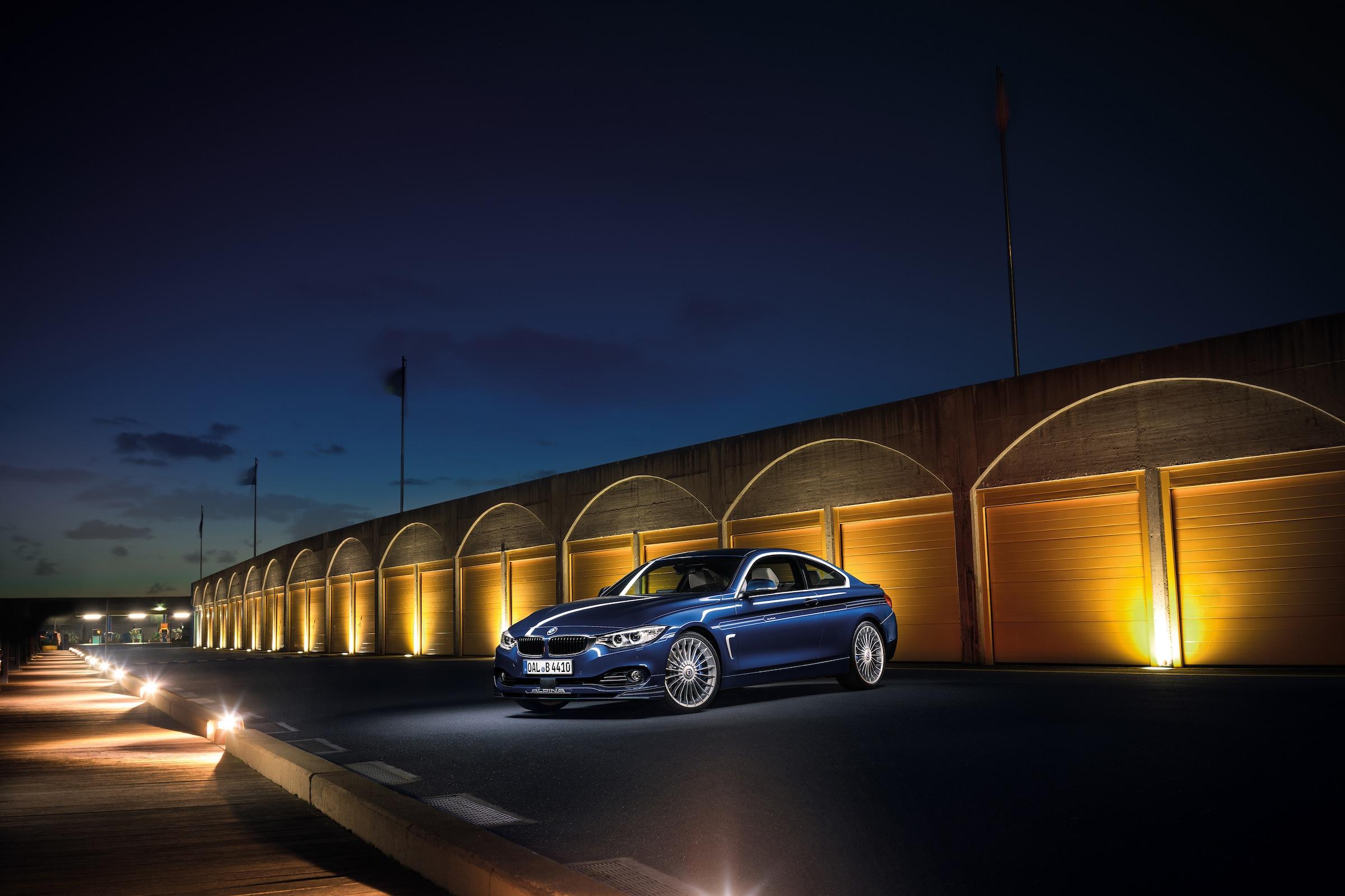 BMW ALPINA B4 BITURBO 08