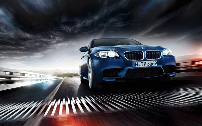 BMW M5 Sedan Wallpaper 1920x1200 04 655x409