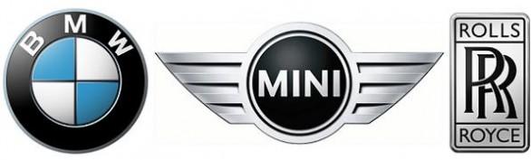 BMW MINI ROLLSROYCE LOGO12