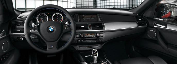 BMW_X6M_interior