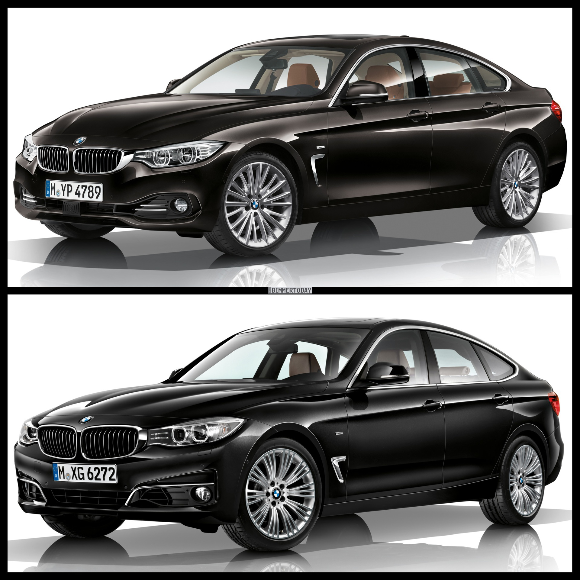 Editorial should i buy the bmw 4 series gran coupe or 3 for Bmw 4er gran coupe m paket