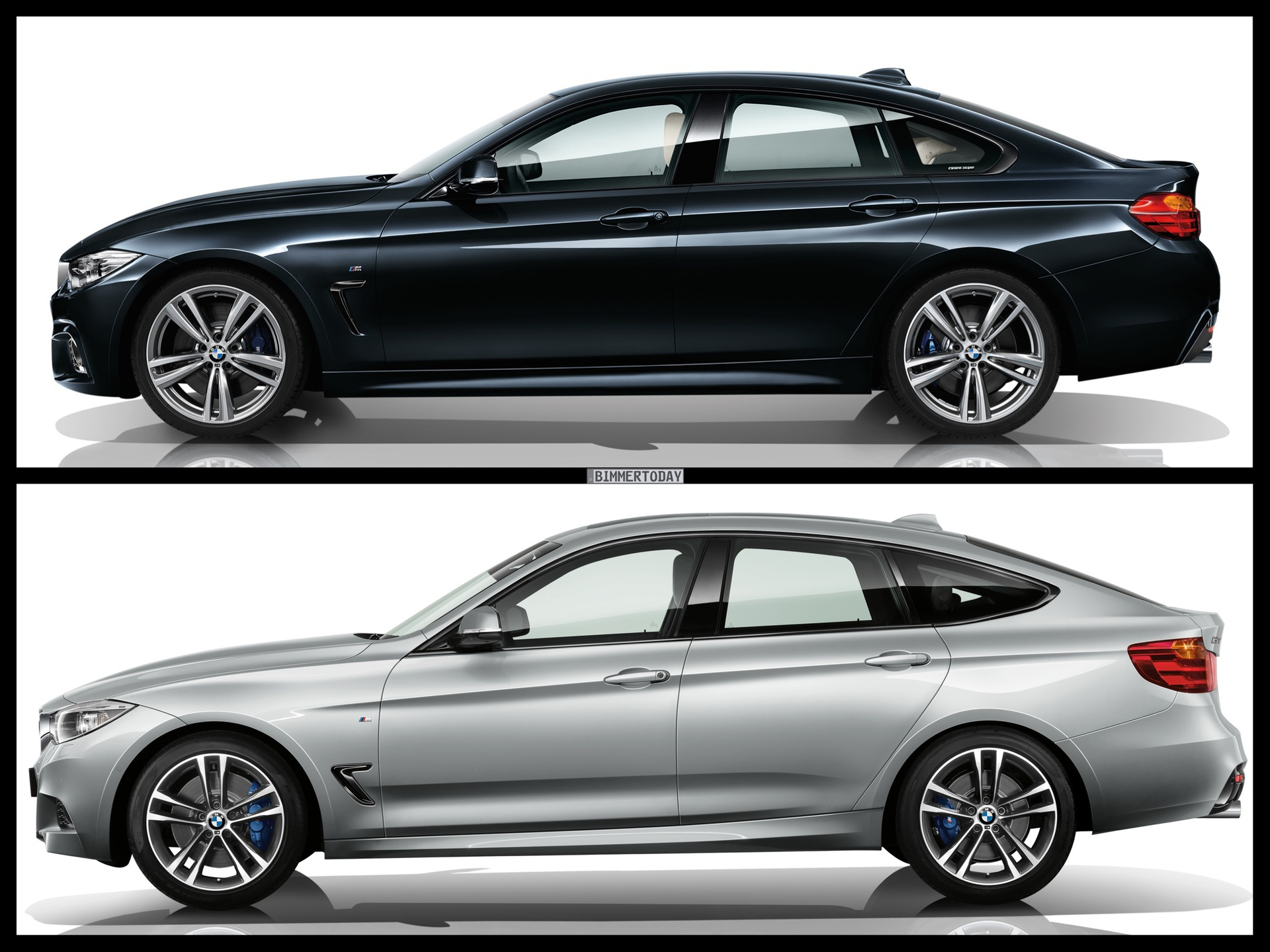 Editorial Should I The Bmw 4 Series Gran Coupe Or 3