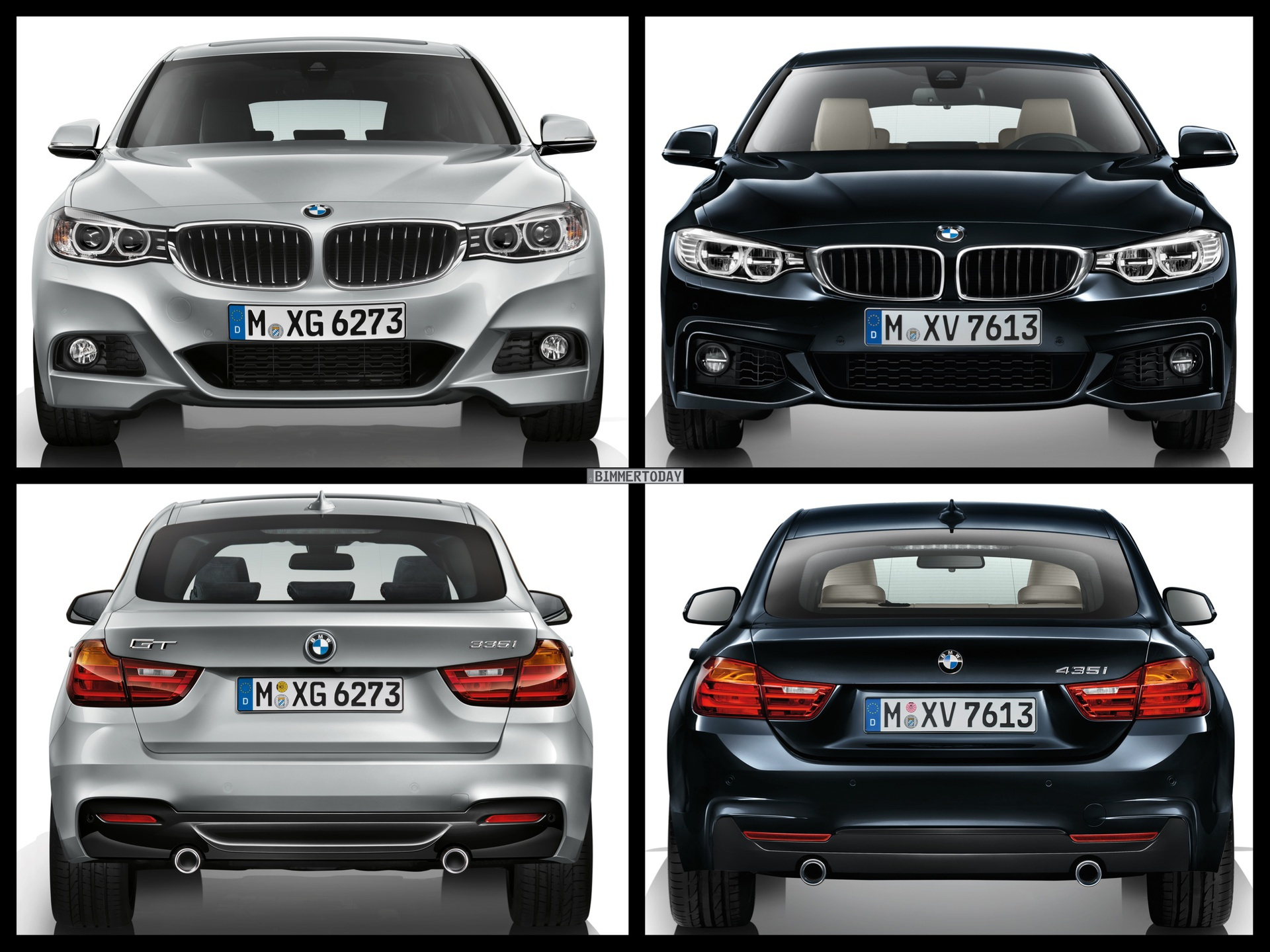 Editorial Should I Buy The BMW 4 Series Gran Coupe or 3 Series Gran