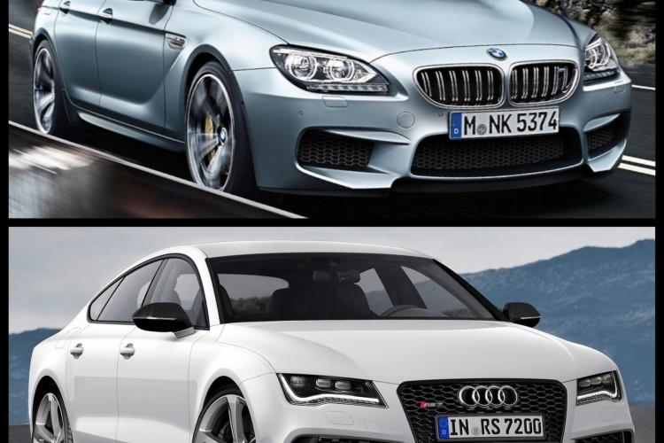 Bild Vergleich BMW M6 GC Audi RS7 Sportback 011 750x500