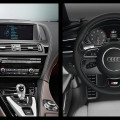 Bild Vergleich BMW M6 Gran Coupé Audi S7 Sportback 06 120x120
