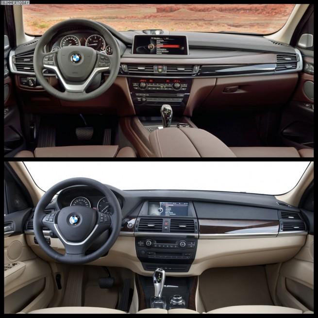 Bild Vergleich BMW X5 F15 E70 LCI 2013 06 655x655