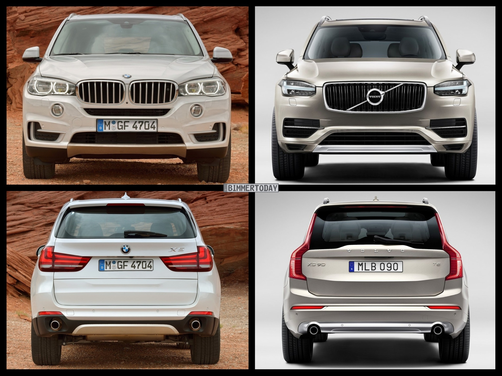 Is Volvo Xc 90 A Problem For The Bmw X5