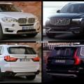 Bild Vergleich BMW X5 F15 Volvo XC90 SUV 05 120x120