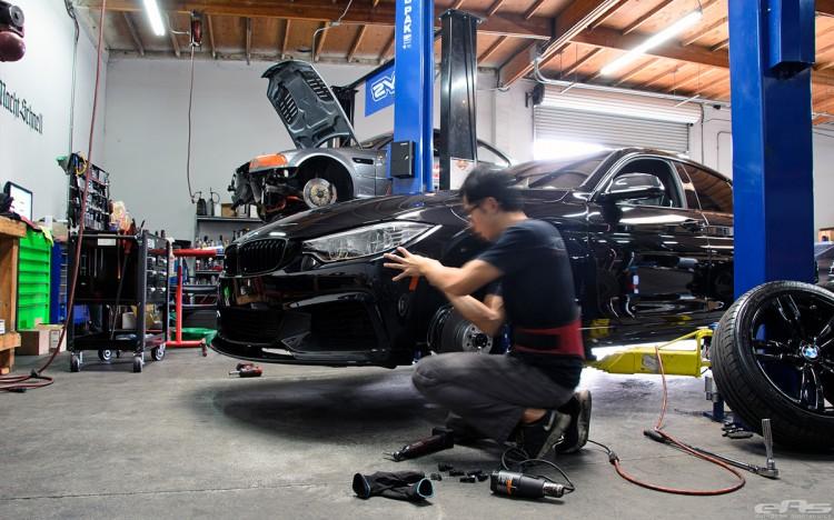 Black Sapphire 428i Gran Coupe Build 2 750x468