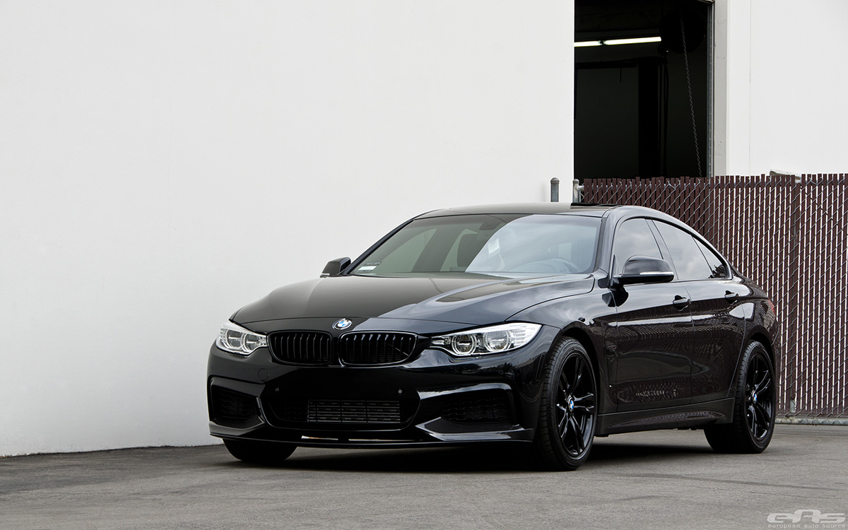 BMW 428I Coupe >> Black Sapphire 428i Gran Coupe With M Performance Parts