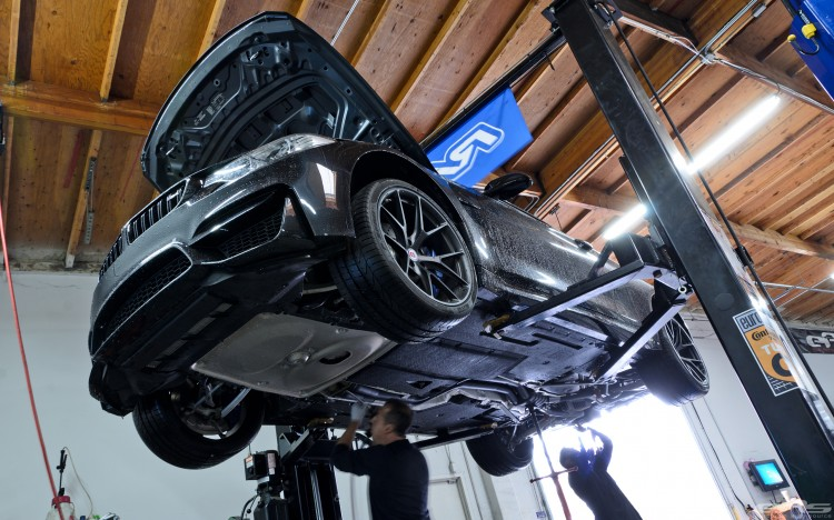 Black Sapphire BMW M4 Build With An ESS Tune And Eisenmann Exhaust 4 750x468